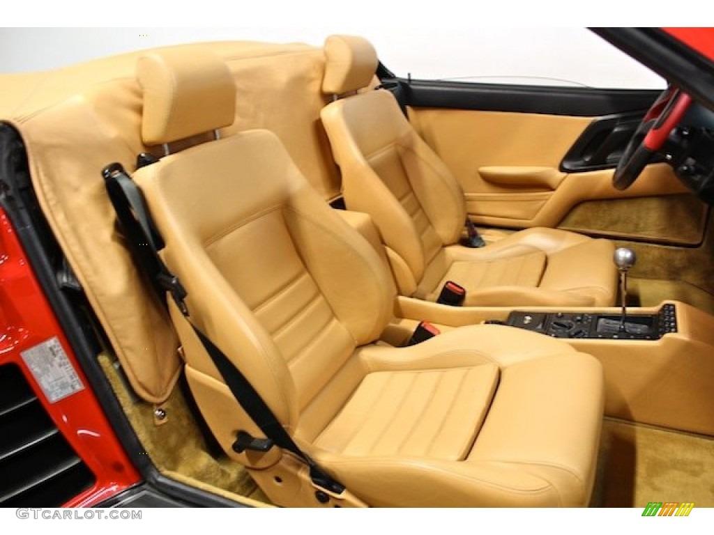 1997 Ferrari F355 Spider Front Seat Photos