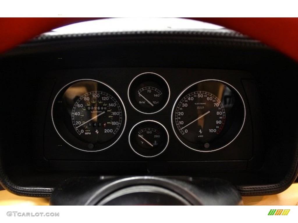 1997 Ferrari F355 Spider Gauges Photo #80397982