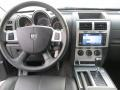 Dark Slate Gray 2011 Dodge Nitro Interiors