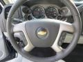 2011 Imperial Blue Metallic Chevrolet Silverado 1500 LT Crew Cab  photo #40