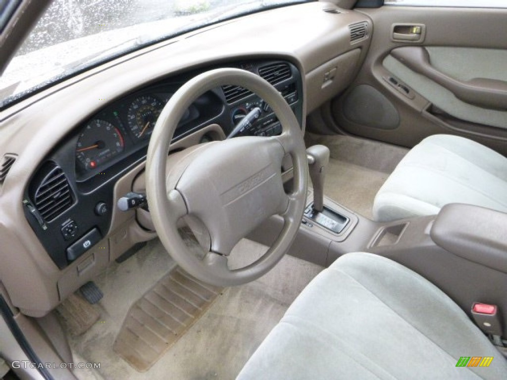 1993 Toyota Camry Le Sedan Interior Photos
