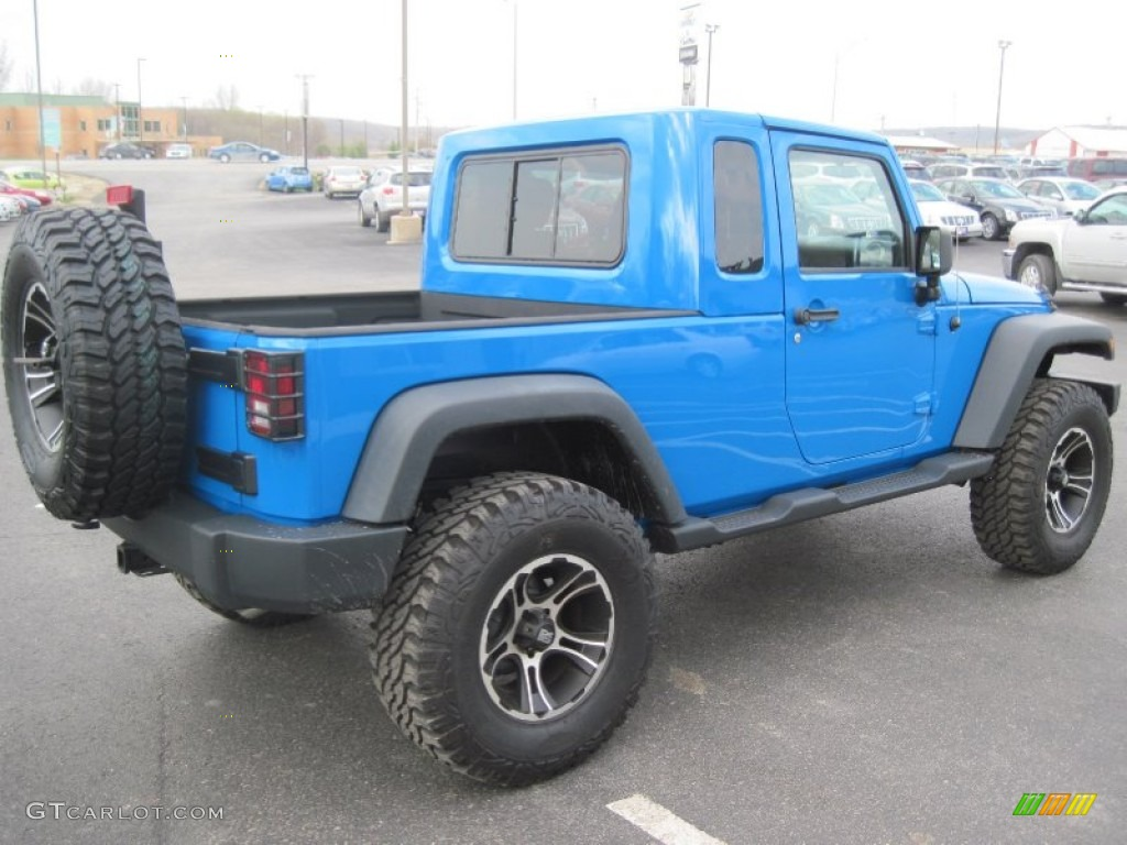 cosmos blue 2012 jeep wrangler unlimited sahara mopar jk 8 conversion 4x4 exterior photo. Black Bedroom Furniture Sets. Home Design Ideas
