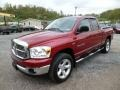 Inferno Red Crystal Pearl 2007 Dodge Ram 1500 Gallery
