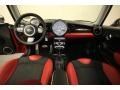 Black/Rooster Red Dashboard Photo for 2009 Mini Cooper #80457922