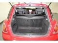 Black/Rooster Red Trunk Photo for 2009 Mini Cooper #80458430
