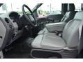 2005 Ford F150 Medium Flint Grey Interior Interior Photo
