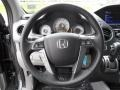 Gray Steering Wheel Photo for 2013 Honda Pilot #80467091