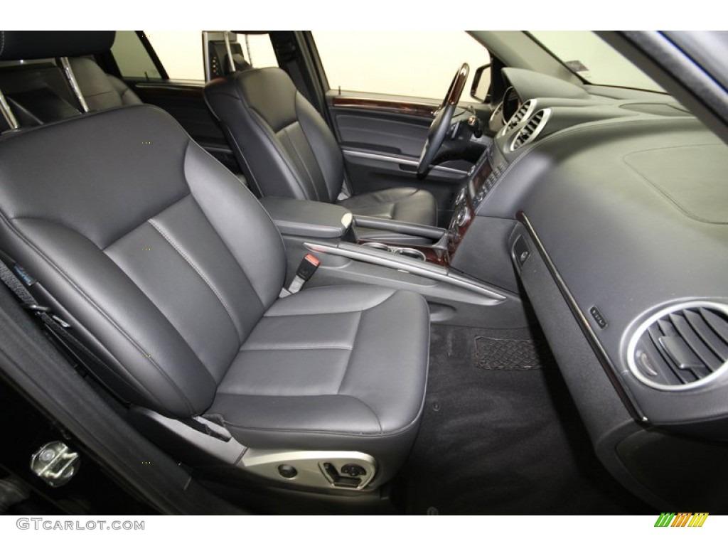 2011 Mercedes Benz Gl 450 4matic Interior Color Photos