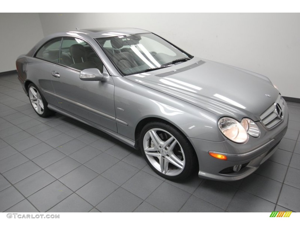 2009 mercedes benz clk 350 grand edition coupe exterior for Mercedes benz clk 2009
