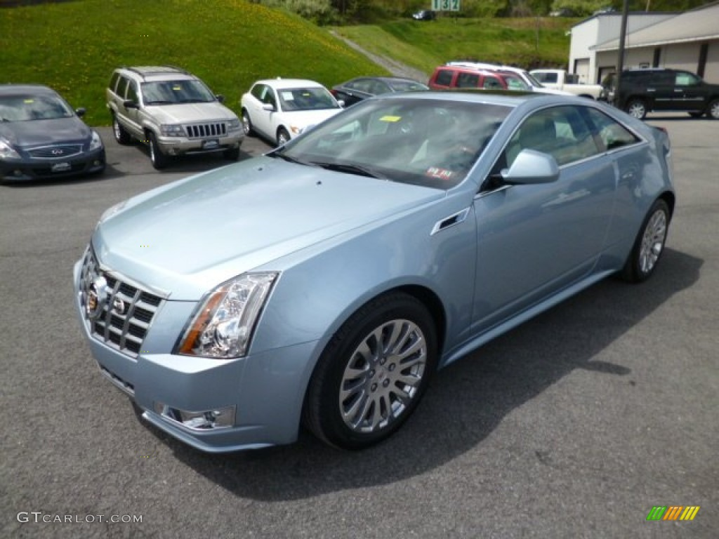 Glacier blue metallic 2013 cadillac cts 4 awd coupe exterior photo 80472656 - Cadillac cts v glacier metallic edition ...