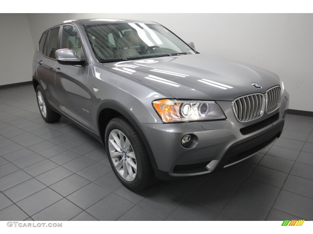 2014 Space Gray Metallic BMW X3 XDrive28i 80425602 GTCarLot Com