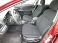 Black Interior Photo for 2013 Subaru Impreza #80474925