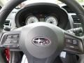 Black Steering Wheel Photo for 2013 Subaru Impreza #80474976