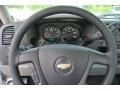 2013 Silver Ice Metallic Chevrolet Silverado 1500 LS Regular Cab  photo #15