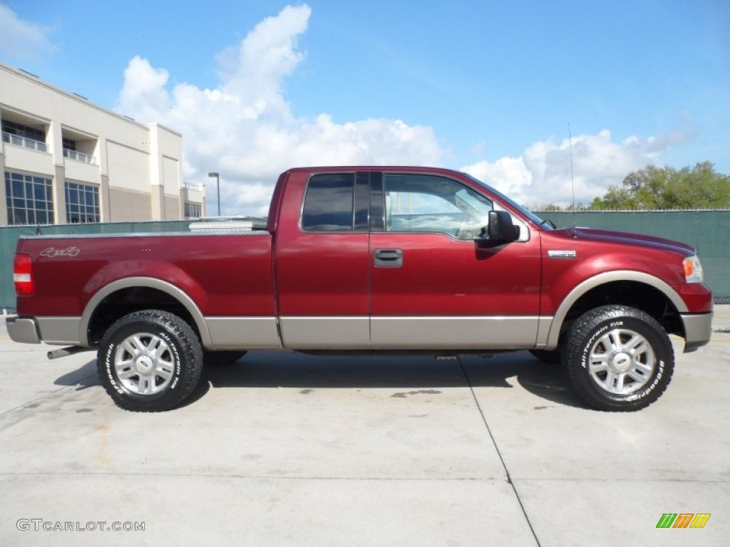 2004 ford f150 lariat supercab 4x4 exterior photos. Black Bedroom Furniture Sets. Home Design Ideas