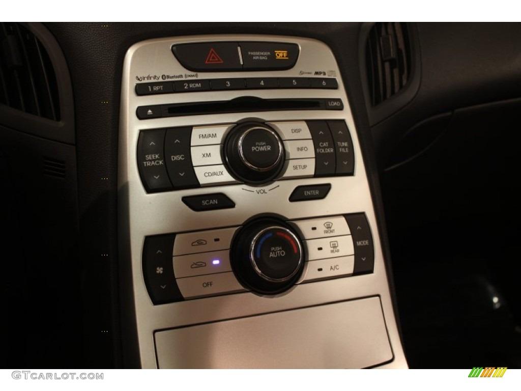 2010 Hyundai Genesis Coupe 3 8 Grand Touring Controls