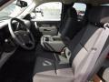 2013 Mocha Steel Metallic Chevrolet Silverado 1500 LS Extended Cab  photo #12