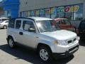 Alabaster Silver Metallic 2010 Honda Element LX