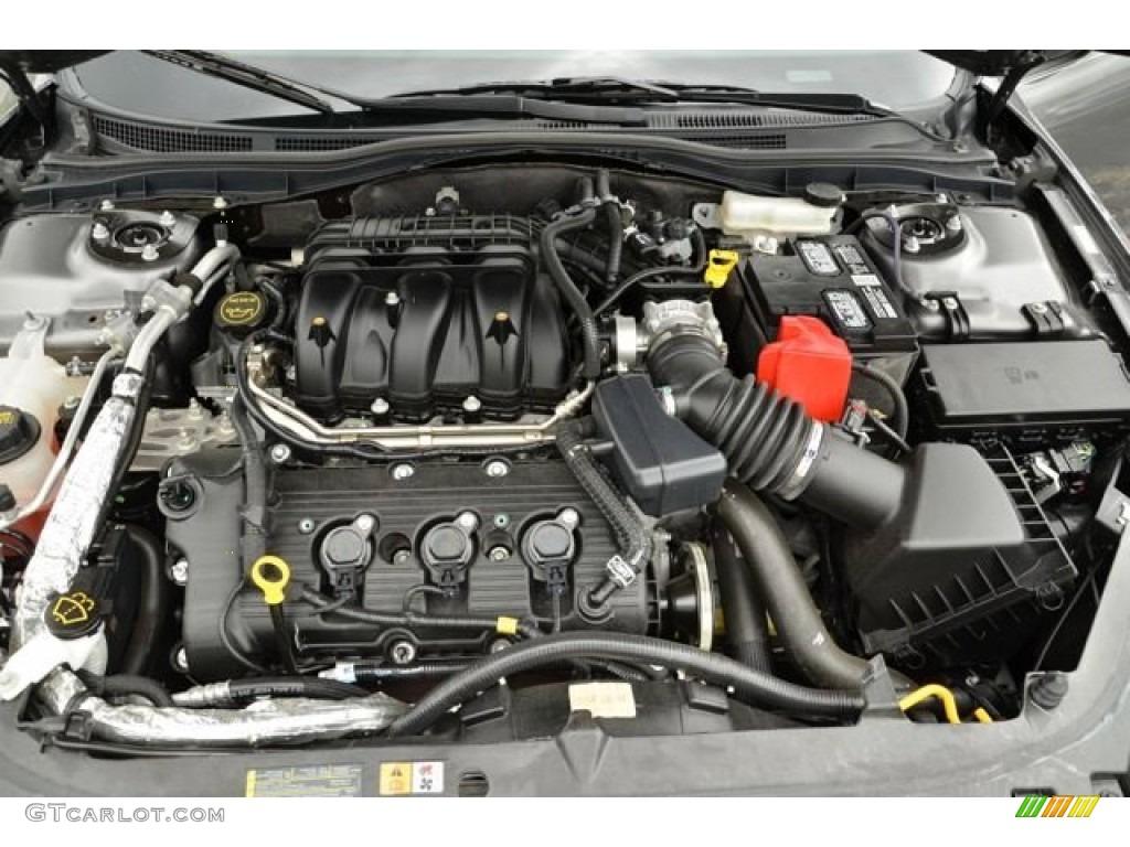 2012 ford fusion se v6 3 0 liter flex fuel dohc 24 valve