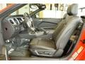 2014 Ford Mustang Shelby Charcoal Black/Black Accents Interior Interior Photo