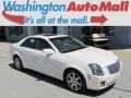 White Diamond 2003 Cadillac CTS Sedan