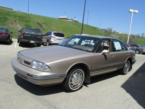 1994 oldsmobile 88 royale code p1640