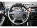 2003 Ford Explorer Midnight Gray Interior Steering Wheel Photo