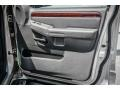 2003 Ford Explorer Midnight Gray Interior Door Panel Photo