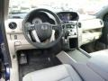 Gray Prime Interior Photo for 2013 Honda Pilot #80522631
