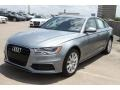 Quartz Gray Metallic 2012 Audi A6 Gallery