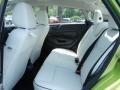 2013 Lime Squeeze Ford Fiesta Titanium Sedan  photo #7