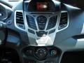 2013 Lime Squeeze Ford Fiesta Titanium Sedan  photo #10