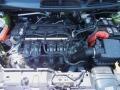 2013 Lime Squeeze Ford Fiesta Titanium Sedan  photo #11