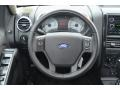 2010 Ford Explorer Black Interior Steering Wheel Photo