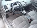Gray Interior Photo for 2007 Honda Civic #80540491