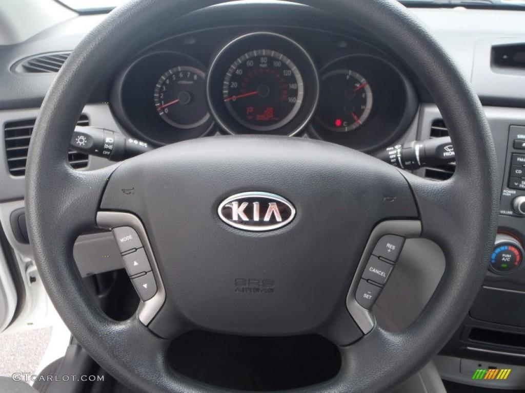 2010 Kia Optima Lx Steering Wheel Photos