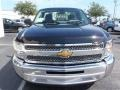 2013 Black Chevrolet Silverado 1500 Work Truck Regular Cab  photo #2