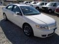 White Suede 2008 Lincoln MKZ Gallery