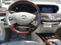Ash/Grey Dashboard Photo for 2013 Mercedes-Benz S #80555400