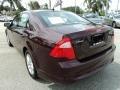 2011 Bordeaux Reserve Metallic Ford Fusion S  photo #9