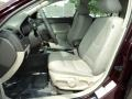 2011 Bordeaux Reserve Metallic Ford Fusion S  photo #19