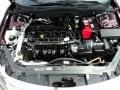 2011 Bordeaux Reserve Metallic Ford Fusion S  photo #30