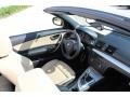 2013 BMW 1 Series Savanna Beige Interior Dashboard Photo