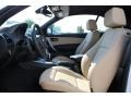 2013 BMW 1 Series Savanna Beige Interior Interior Photo