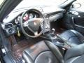 Black Prime Interior Photo for 2007 Porsche 911 #80570446