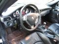 Black Prime Interior Photo for 2007 Porsche 911 #80570596