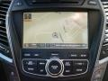 Black Navigation Photo for 2013 Hyundai Santa Fe #80576755