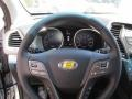 Black Steering Wheel Photo for 2013 Hyundai Santa Fe #80585683