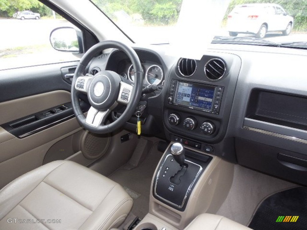 2012 jeep compass limited dark slate gray light pebble - 2016 jeep compass interior lights ...