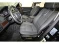 2009 BMW X3 Black Interior Interior Photo
